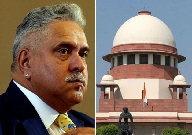 File pic - Vijay Mallya and Supreme Court of India
