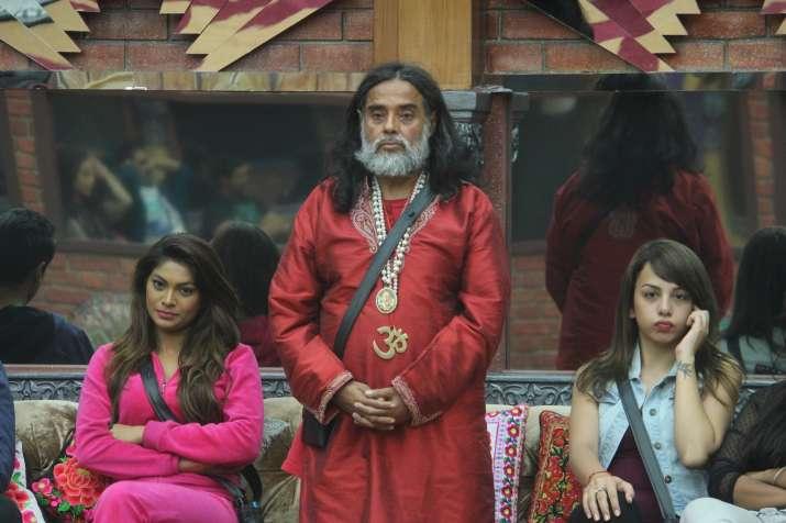 India Tv - Swami Om- India Tv
