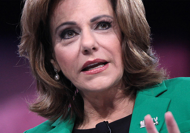 File pic of KT McFarland
