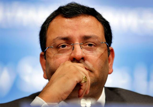 File pic of former Tata Sons chairman Cyrus Mistry
