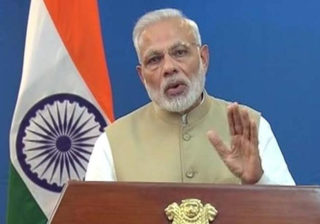 File pic - PM Modi announces demonetisation decision on Nov