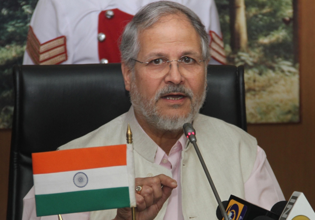 File pic of Lt. Governor Najeeb Jung