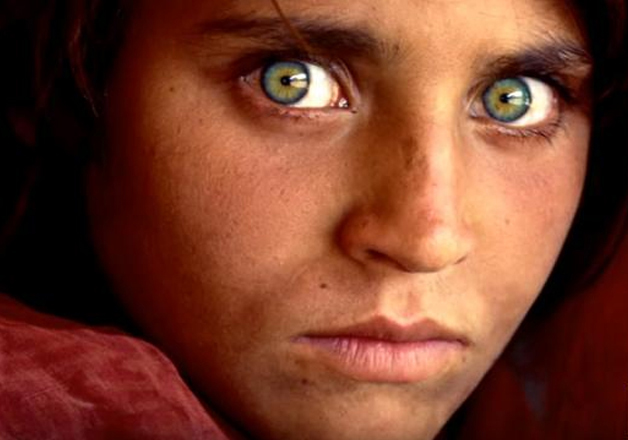Sharbat Gula was arrested by FIA from her house for alleged