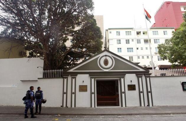 Indian embassy in pak