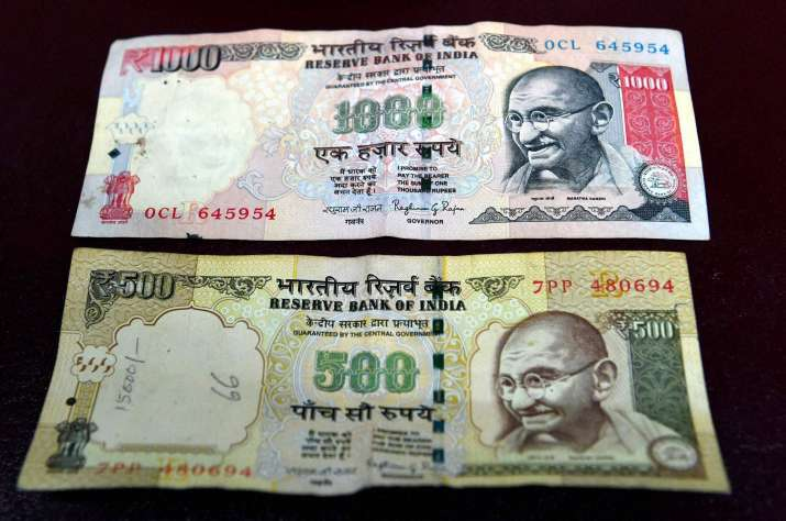 Rs 500, Rs 1,000 notes scrapped