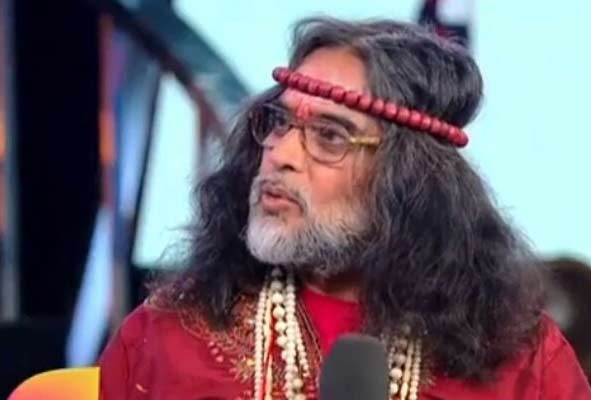India Tv - Om Swamiji said he can walk on water