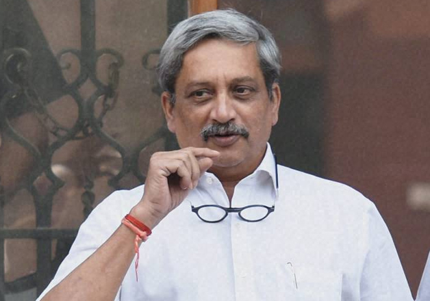 File photo - Manohar Parrikar