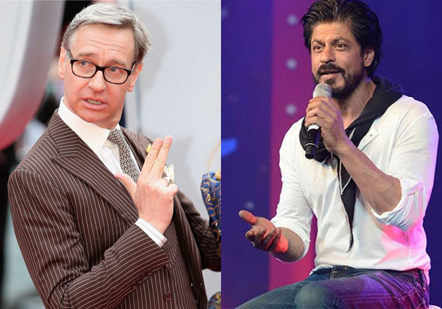 On SRK's 51st birthday, Paul Feig wishes him in the most