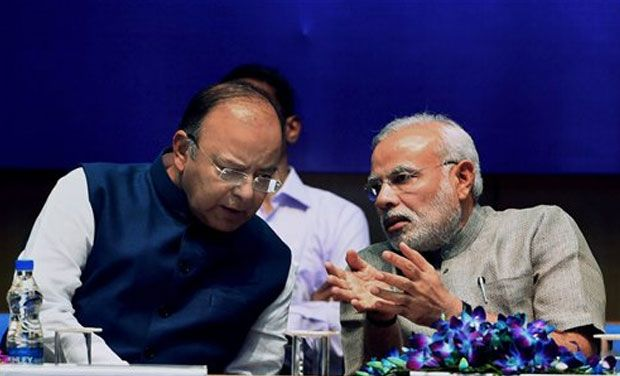 File Photo of PM Modi and Arun Jaitley