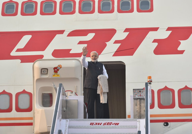 PM Modi embarks on three-day visit to Japan