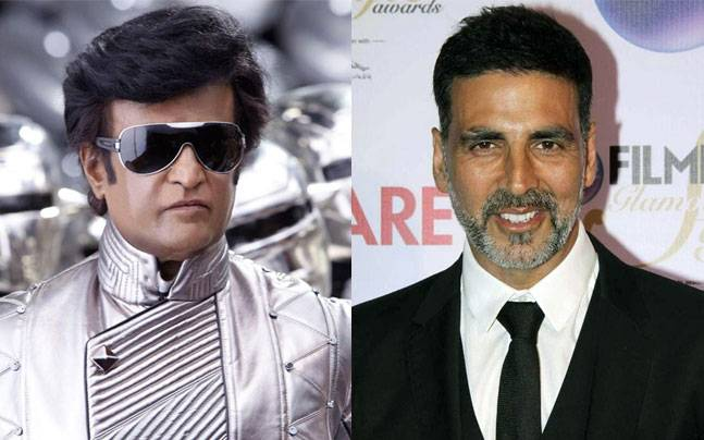 Rajinikanth, Akshay Kumar- India Tv