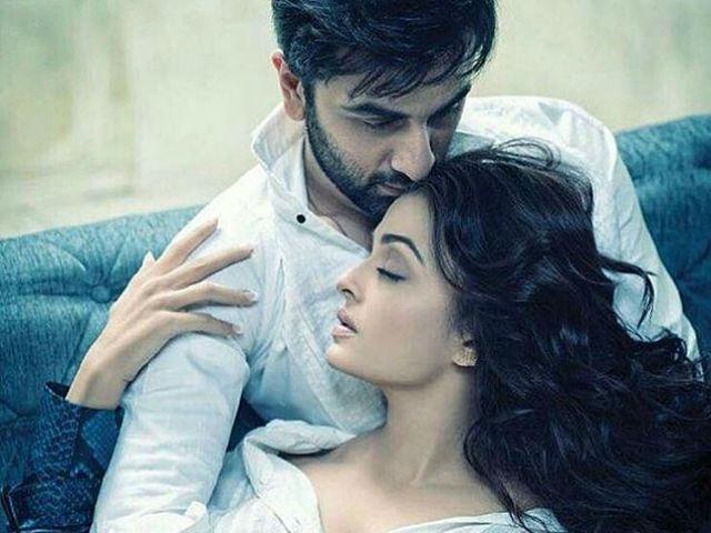 Aishwarya and Ranbir