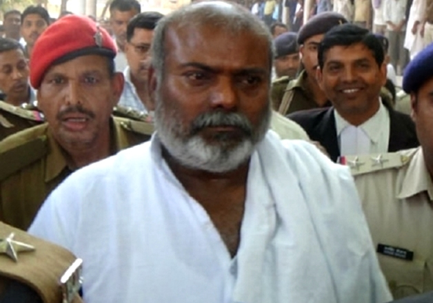 File pic - Suspended RJD MLA Raj Ballabh Yadav