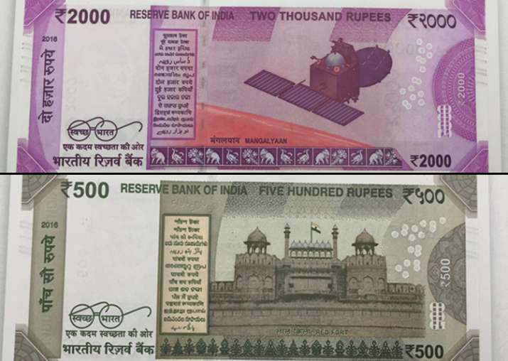 Here Is The New Rs 500 And Rs 2000 Note All You Need To Know