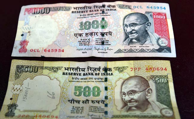 Govt says Rs 500/1000 notes scrapped on RBI's