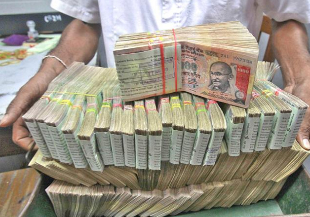 File pic - SBI mops up Rs 39,727 crore demonetisation