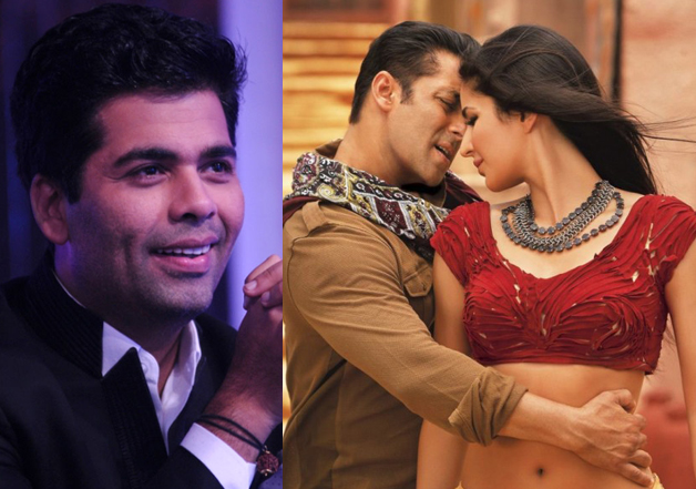 Has KJo convinced ex flames Salman and Katrina to sit on