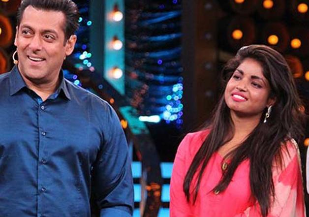 India Tv - Salman Khan and Lokesh Kumari
