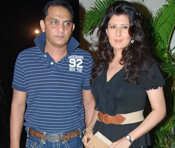 India Tv - Sangeeta Bijlani and Azharuddin