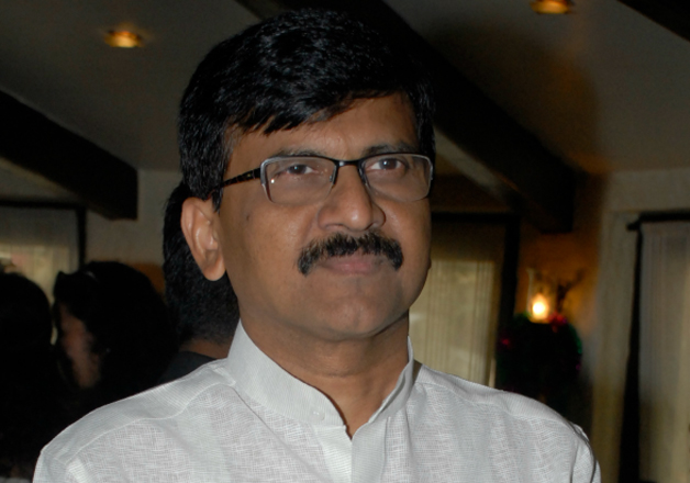 File pic - Shiv Sena MP and leader Sanjay Raut