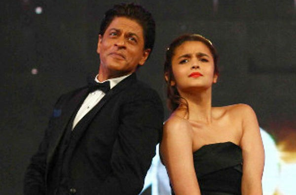 Shah Rukh Khan, Alia Bhatt- India Tv