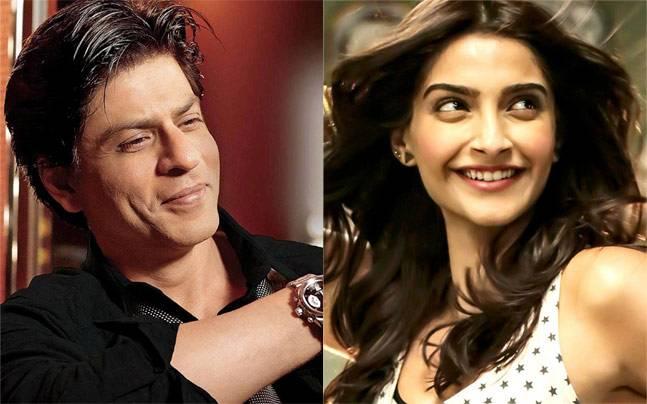 Sonam Kapoor, Shah Rukh Khan
