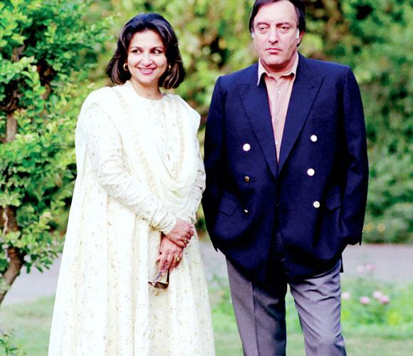 India Tv - Nawab Pataudi and Sharmila Tagore