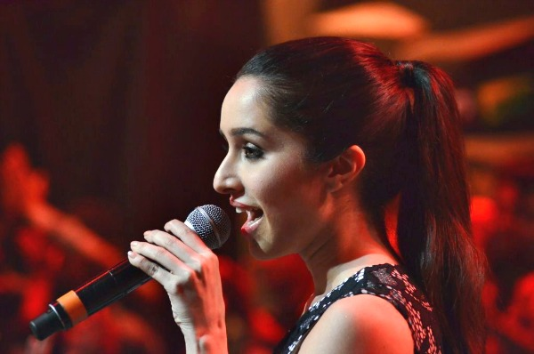 Shraddha Kapoor can take up singing as a profession, says
