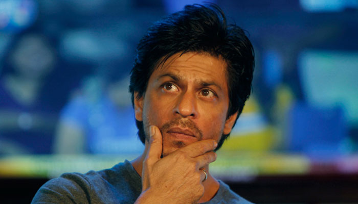 India Tv - SRK says he wants to die a star