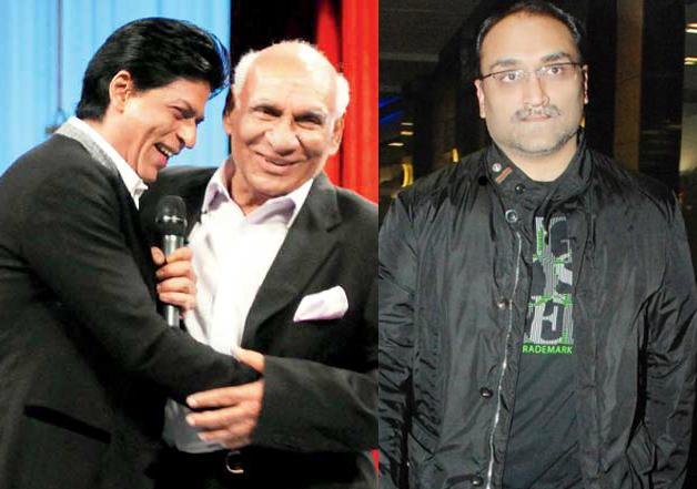 Yash Chopra didn't like his 'blue-eyed' boy SRK