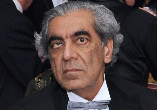 Arms dealer Sudhir Choudhrie