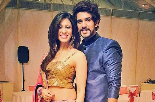 Kishwar merchant, Suyyash Rai - India Tv