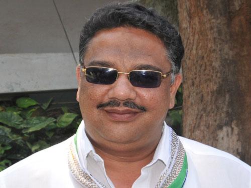 Karnataka minister Tanvir Sait