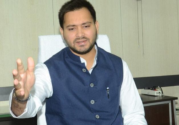 File pic - Bihar Deputy CM Tejaswi Yadav