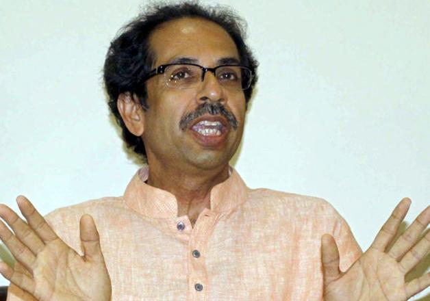 File pic - Shiv Sena chief Uddhav Thackeray
