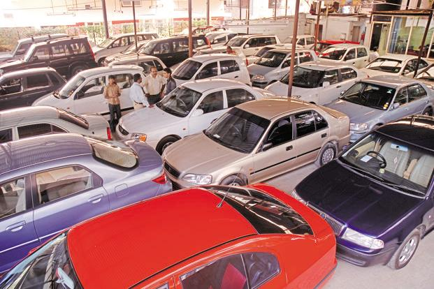 Delhi second-hand car market is new 'saviour' of black