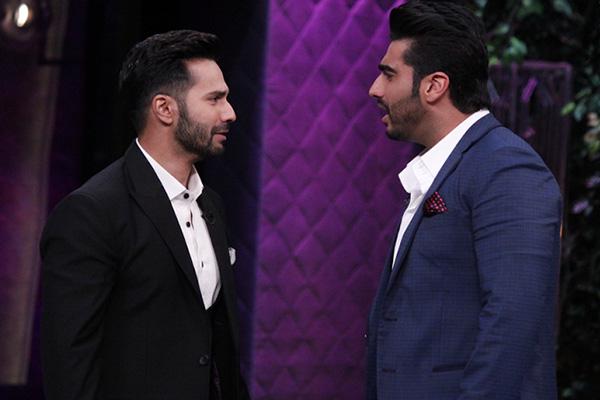 Varun Dhawan, Arjun Kapoor- India Tv
