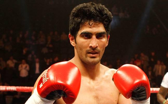 File Photo of Vijender Singh