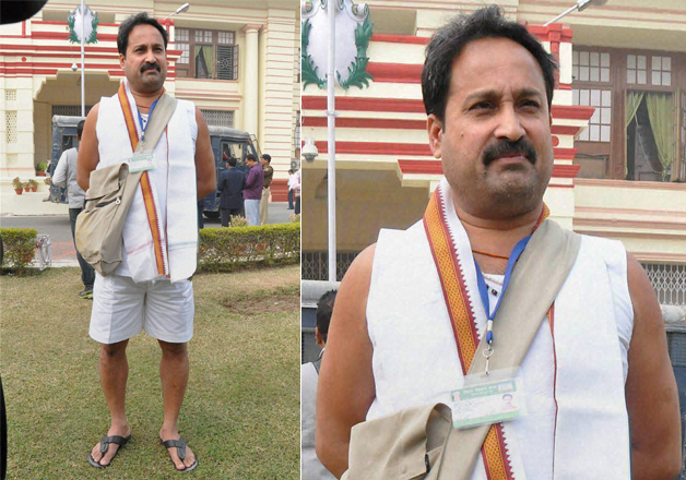 BJP MLA Vinay Bihari