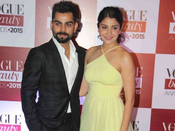 India Tv - Virat Kohli and Anushka Sharma