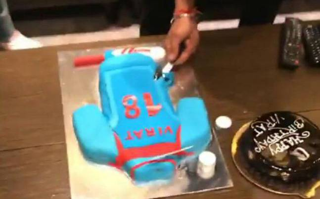 India Tv - Virat turned 28 today.