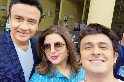 Sonu Nigam gets nostalgic about reuniting with Farah Khan,