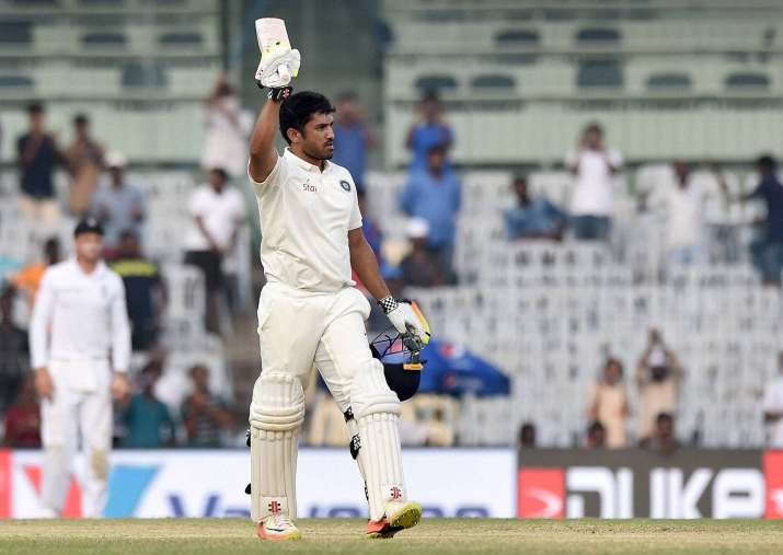 How 'premature born' Karun Nair, now a sensation, once
