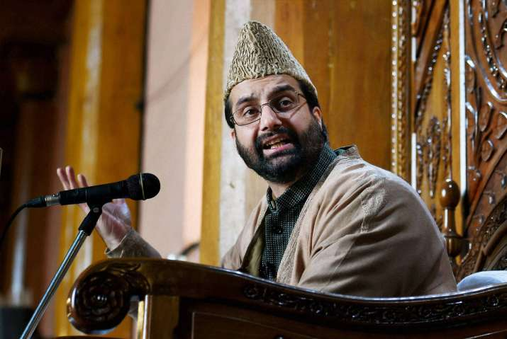 NIA questions separatist leader Mirwaiz's uncles in terror