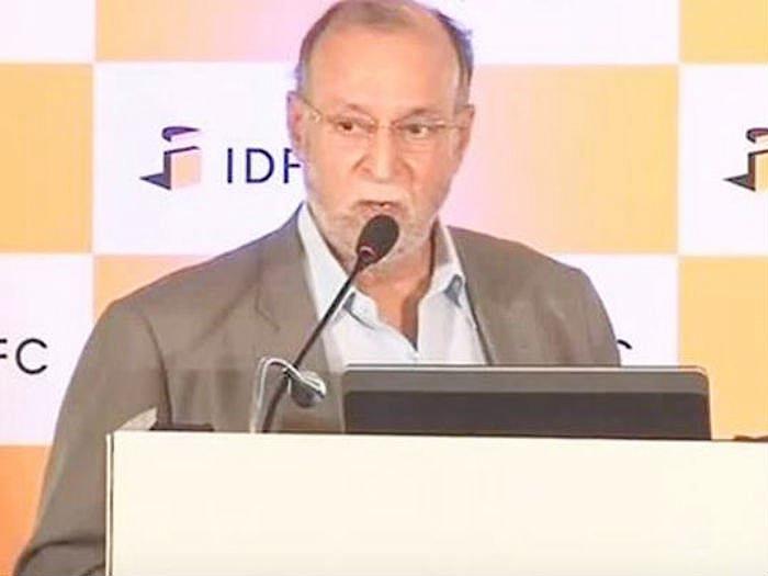 Anil Baijal named Delhi's new Lieutenant Governor