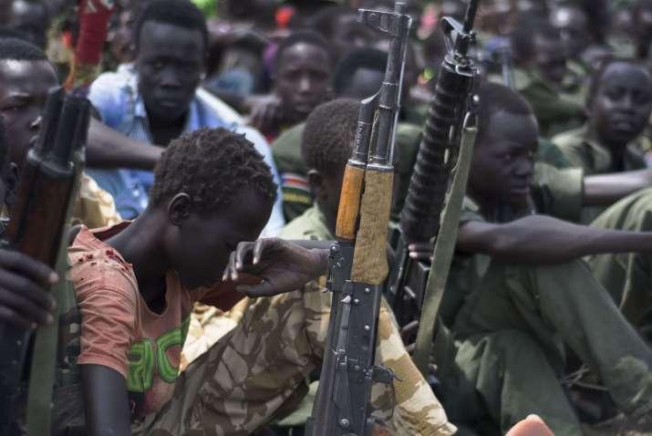 Boko Haram teaching children as young as 13 to rape