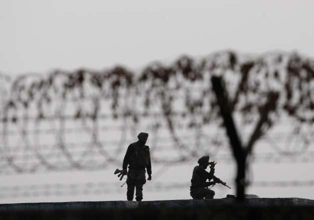 File pic - BSF guns down Pakistani intruder in Punjab's