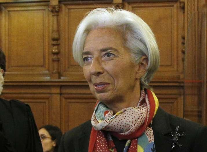 Christime Lagarde