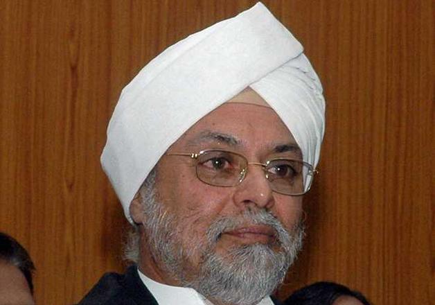 File pic - Justice Jagdish Singh Khehar appointed next CJI