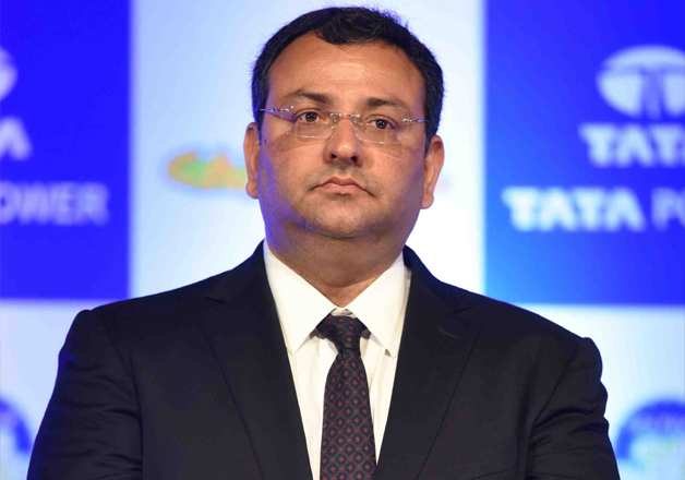 File pic - Cyrus Mistry